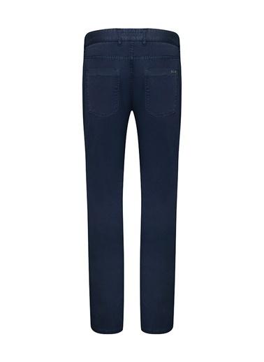 Bisse BPNS18K18504 Slim Fit 5 Cep Spor Pantolon Lacivert